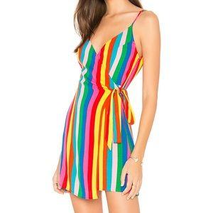 Show Me Your Mumu Say Jay Wrap Dress